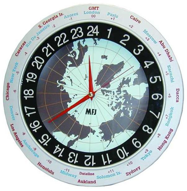 Mfj 115 Wall Clock