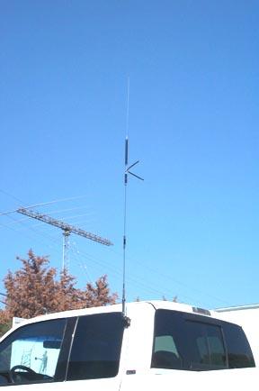 Comet Uhv 6 Mobile Antenna