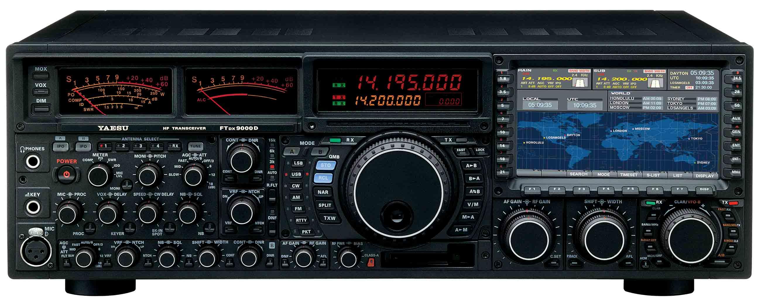 yaesu ft dx 9000 ft9000d ftdx9000mp ftdx9000 contest transceivers