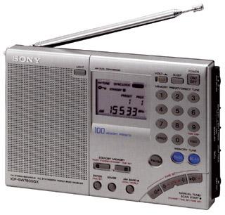 sony icf sw7600gr shortwave radio sony icfsw7600gr. Black Bedroom Furniture Sets. Home Design Ideas