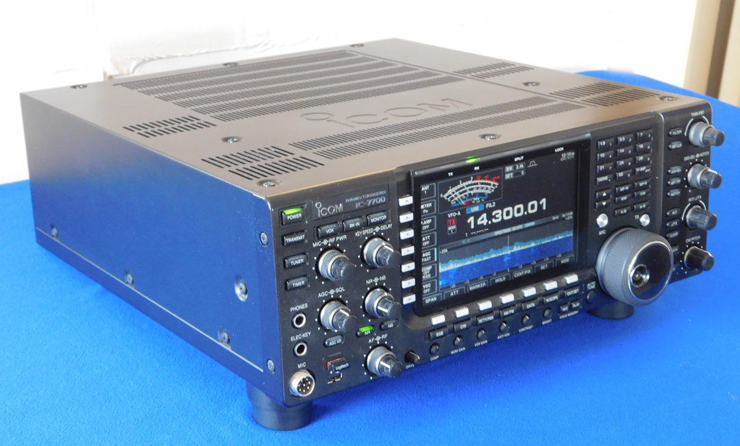 Icom ic7700 software and cable