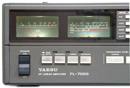 High power amateur amplifiers