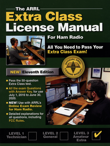 extra class amateur radio online