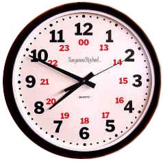 Benjamin Michael 962AD Clock