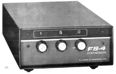 Drake FS-4 Frequency Synthesizer