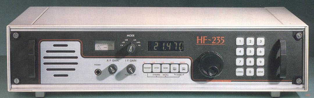 Lowe HF-235, Lowe HF235 Receiver
