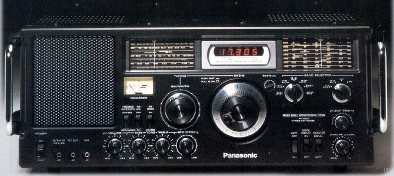 Panasonic Rf4800 Panasonic Rf 4800 Command Series