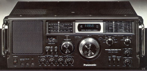 Discontinued communications receivers
