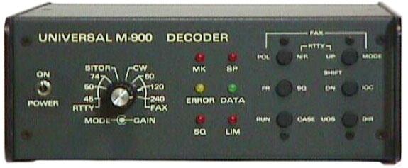 Universal M-900 Decoder m900