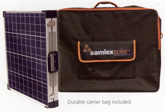 Samlex Msk 90 Solar Charging Kit
