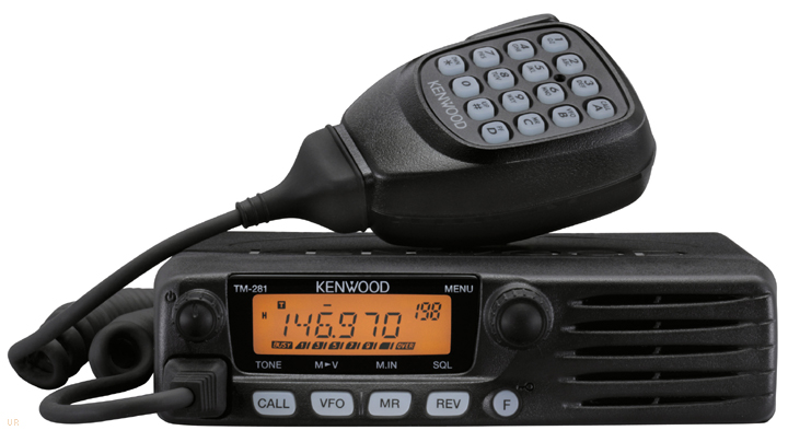 Kenwood TM-281A Image