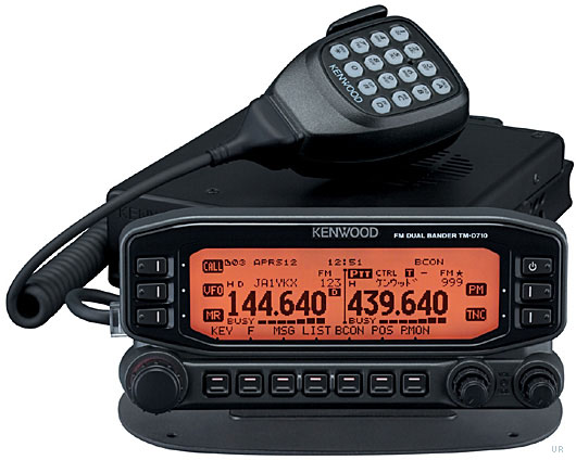 Kenwood TM-D710GA Image