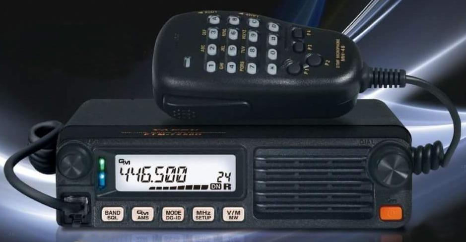 yaesu ftm 7250dr yaesu ftm7250dr mobile transceiver