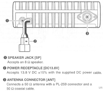 icom 2100h ic 2100h mobile amateur transceiver rh universal radio com