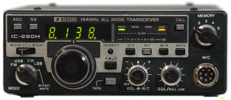 Icom 290A, Icom IC-290 Amateur Mobile Transceiver