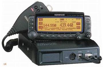 Kenwood TM-V708A TMV708A Mobile Radio