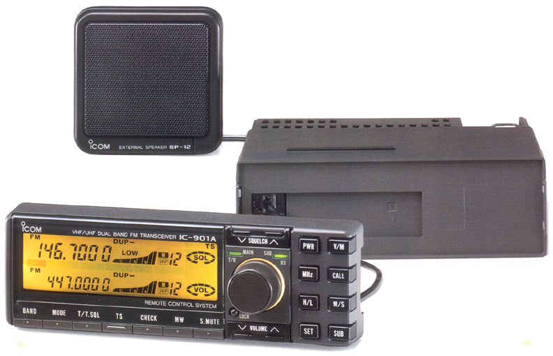 Icom 901A, Icom IC-901A Amateur Mobile Transceiver