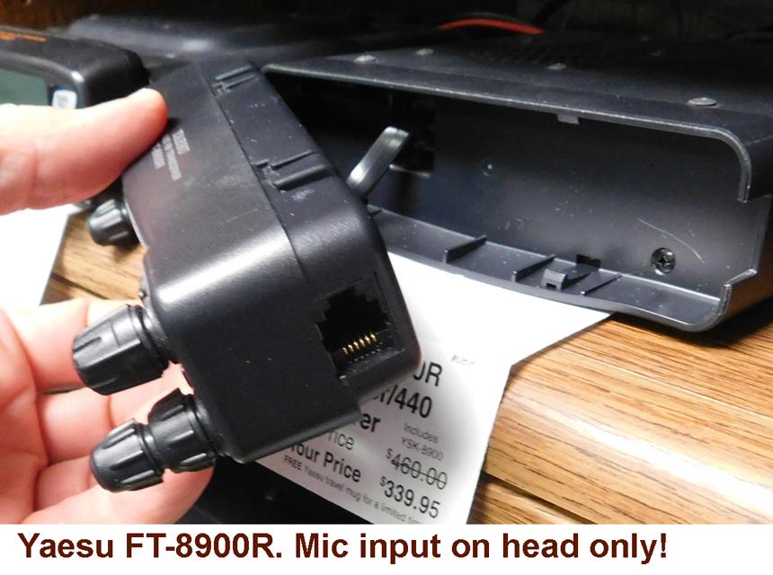 Yaesu Ft 1 00 Mic Wiring - Circuit Wiring And Diagram Hub •