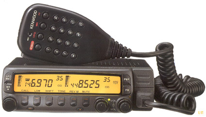 Kenwood Tm 733a Kenwood Tm733 Transceiver