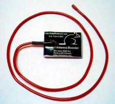 RatTail HT Antenna Booster