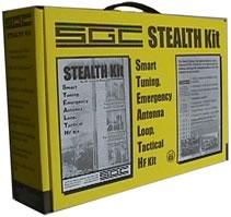 SGC Stealth Antenna Coupler Kit #54-23