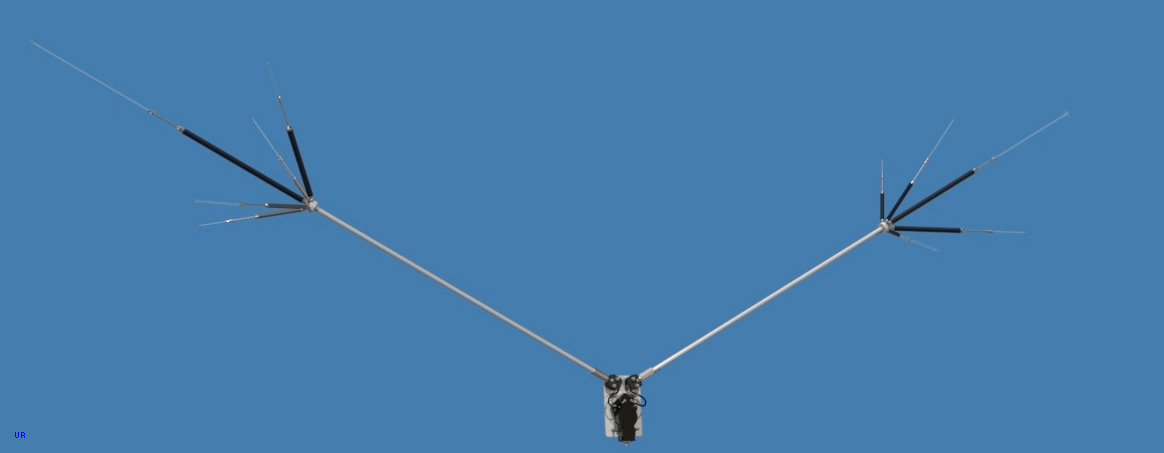Comet CHV-5X Rotatable Dipole Antenna CHV5X
