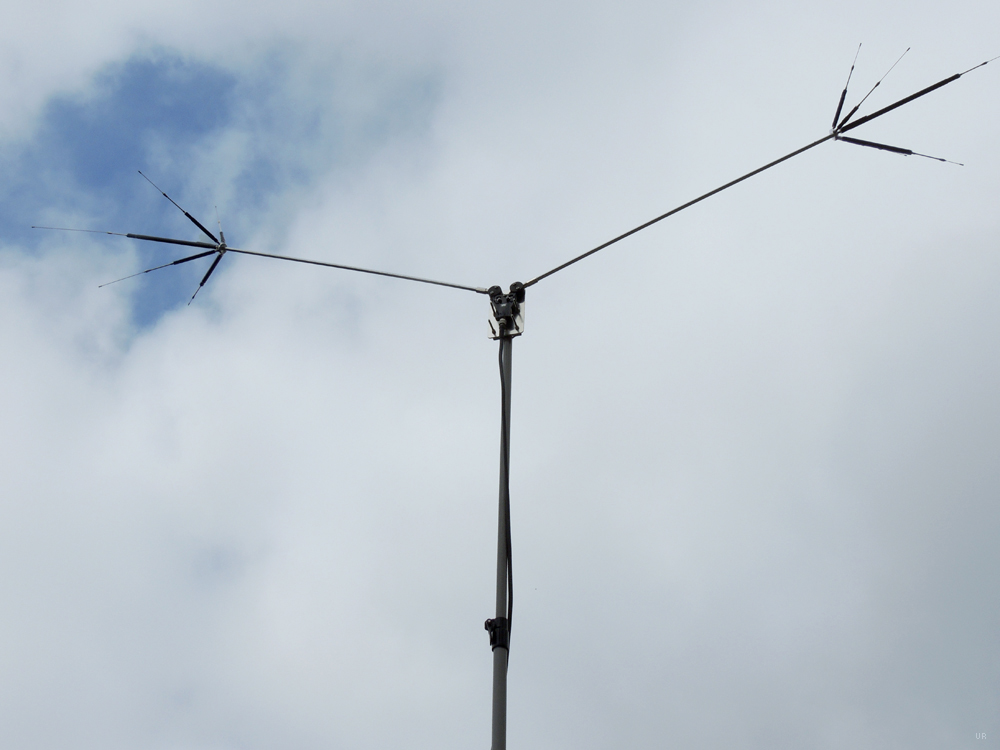 Diamond Hfv5 Dipole Antenna