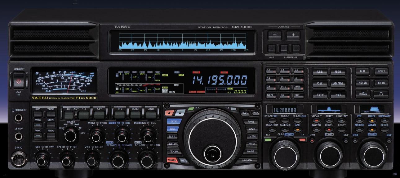 Yaesu Ftdx5000 Ftdx5000d Ftdx5000mp Amateur Transceiver