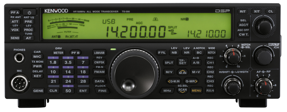 Kenwood TS-590s - Opinions? - Transceivers - Prepared Ham