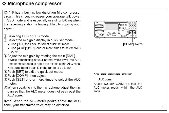 Icom IC-718, Icom 718 Amateur Transceiver