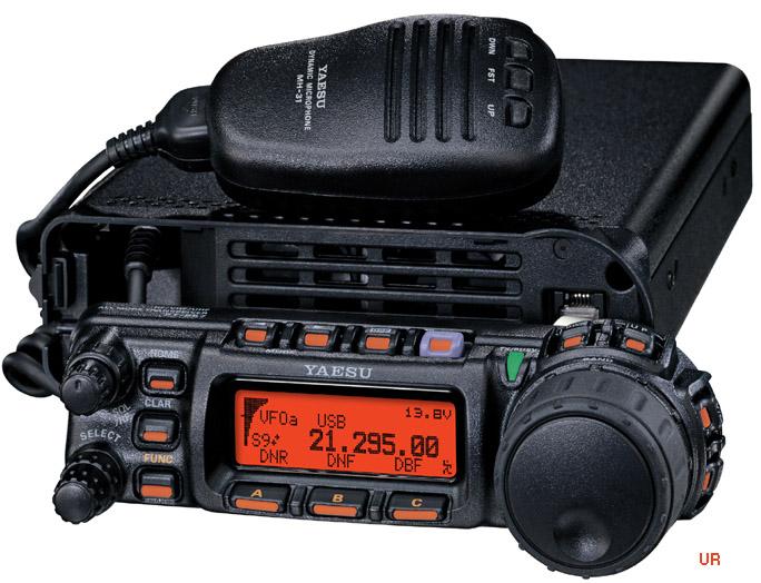 Ft 857d Portable