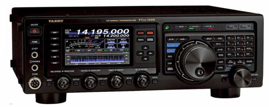 Yaesu ftdx1200 amateur transceiver ft dx1200 for Ft 3000