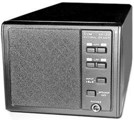 icom sp23 base speaker rh universal radio com Icom IC-7600 Icom Transceivers History