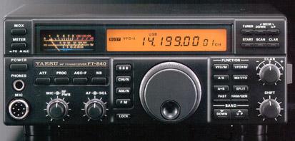 Yaesu Ft 840 Hf Yaesu Ft840 Transceiver