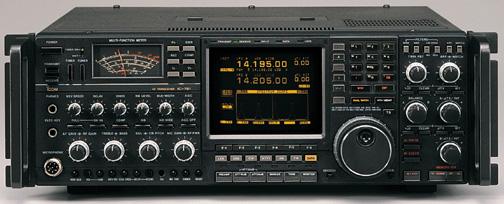 инструкция на русском Icom-7600 - фото 8