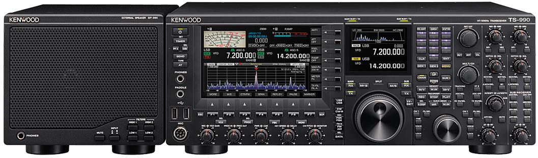 Kenwood TS 990 TS 990S Transceiver TS990