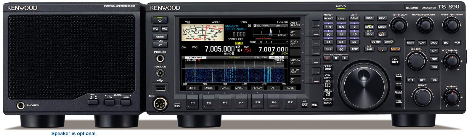 Kenwood Ts 890 Ts 890s Transceiver Ts890