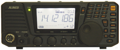 Alinco DX-SR8T Alinco DX-SR8 Transceiver