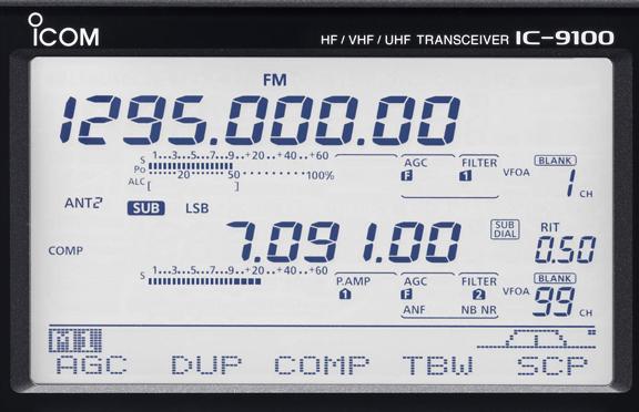 Icom 9100 Manual