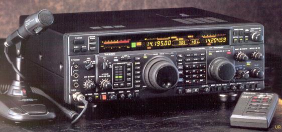 Yaesu FT-1000MP Transceiver FT1000MP