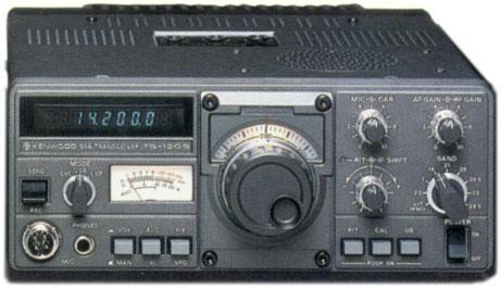 Kenwood Ts 120s Kenwood Ts 120 Transceiver Ts120