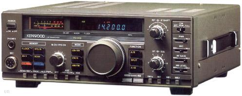 RigPix Database  KenwoodTrio  TS140S