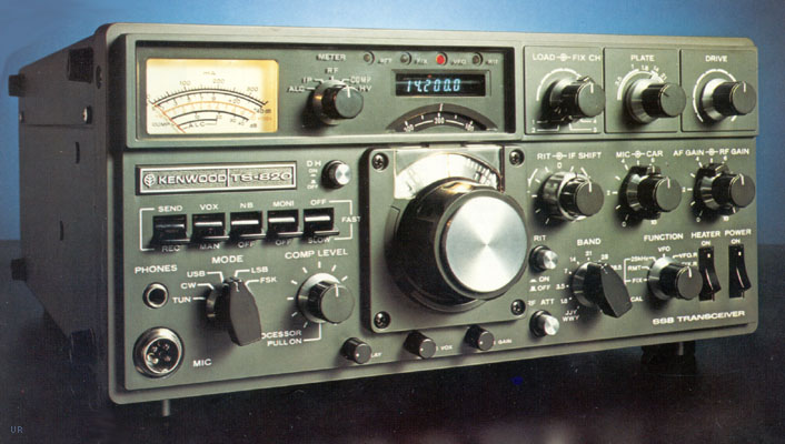 Kenwood TS-820, Kenwood ts-820 Transceiver TS820