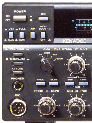 Kenwood ts 850s for sale -