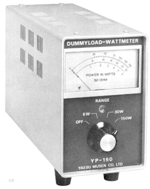 Yaesu YP-150 Power Meter Dummy Load