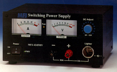 Mfj 4245mv Power Supplies