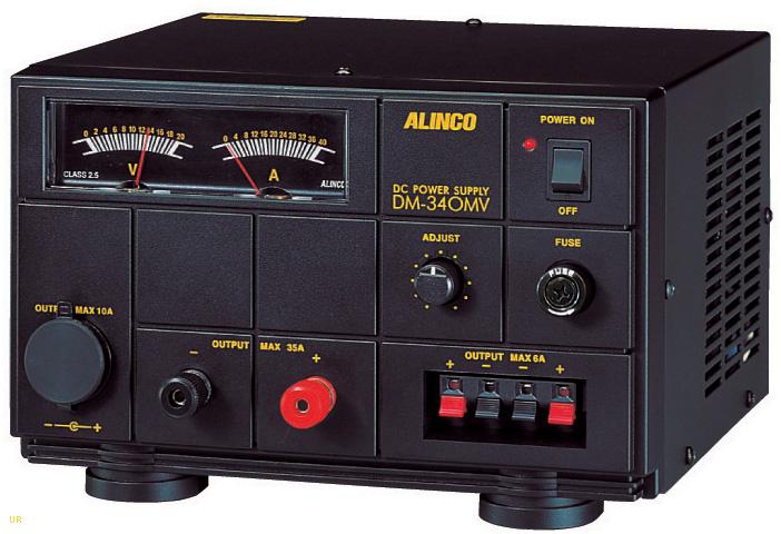 Alinco Dm 340mvt Power Supply Dm330mvt