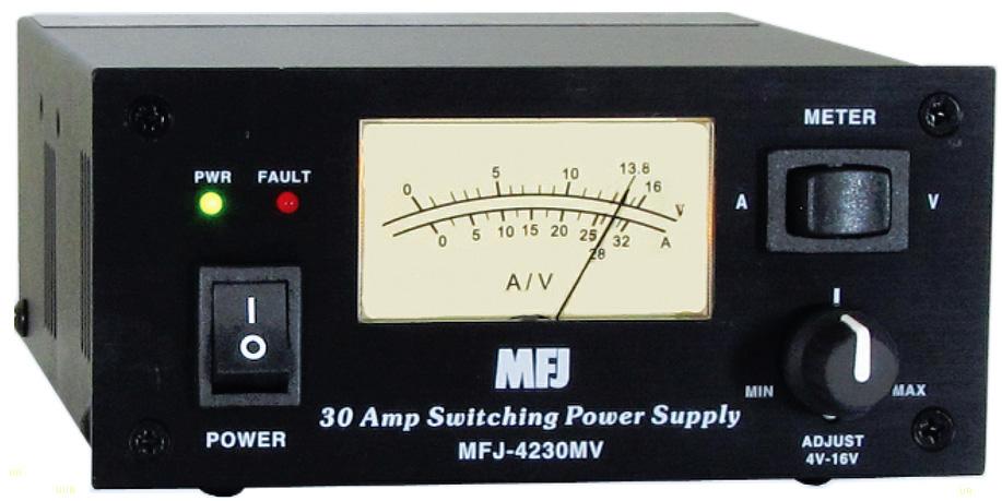 MFJ-4230MV Power Supply