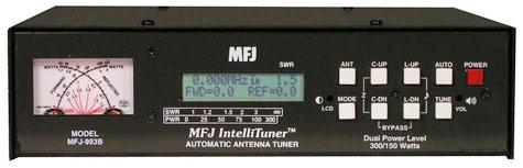 MFJ-993B Automatic Antenna Tuner, MFJ993B, mfj5124