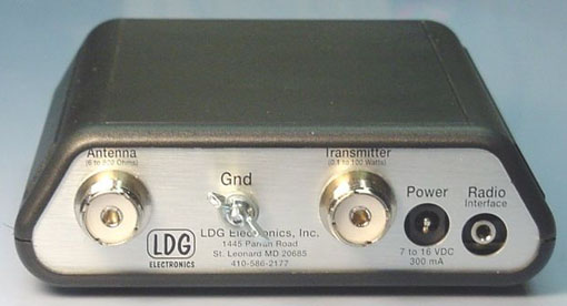 Very valuable Amateur antenna tuners Shine